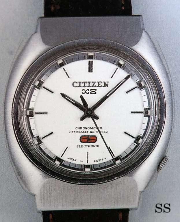 Citizen X8
