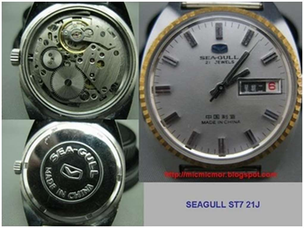 Sea Gull Calibre ST7