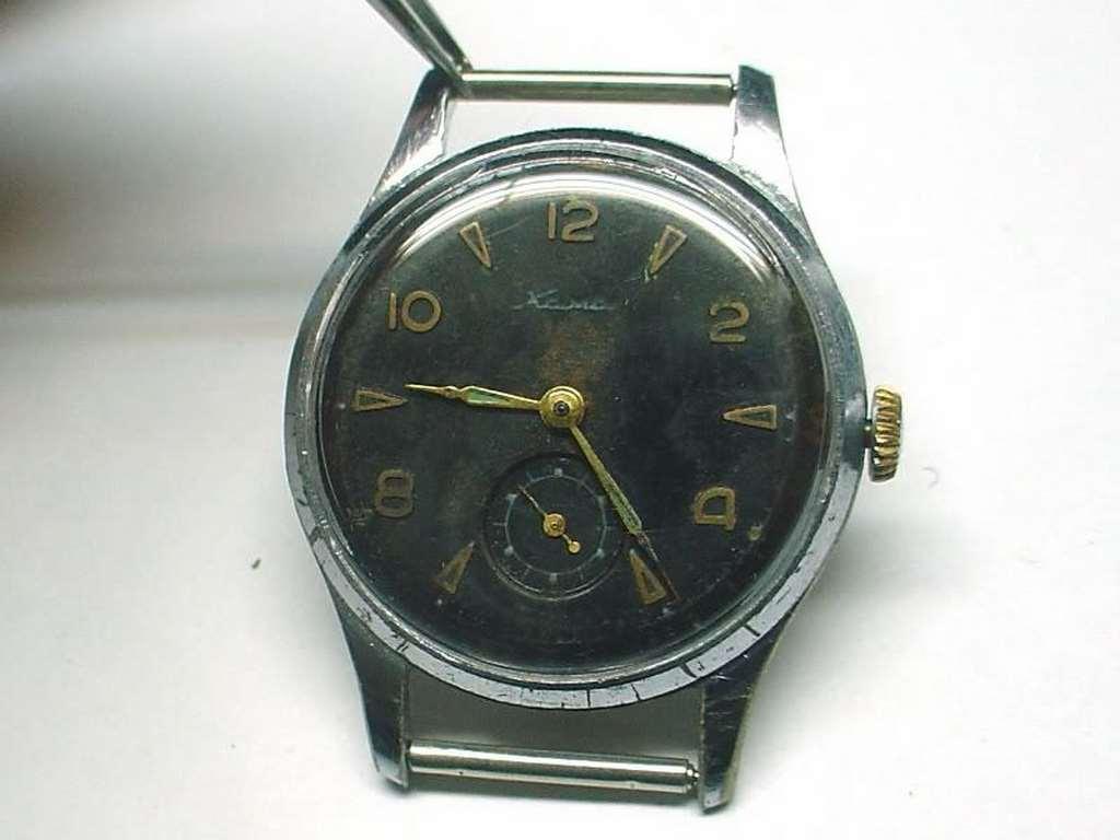 histoire et origines de la marque de montres vostok. Black Bedroom Furniture Sets. Home Design Ideas