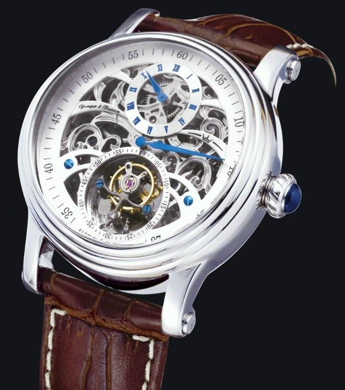 Tourbillon Yonger et Bresson