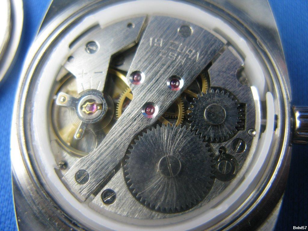 Shanghai Watch calibre SS7
