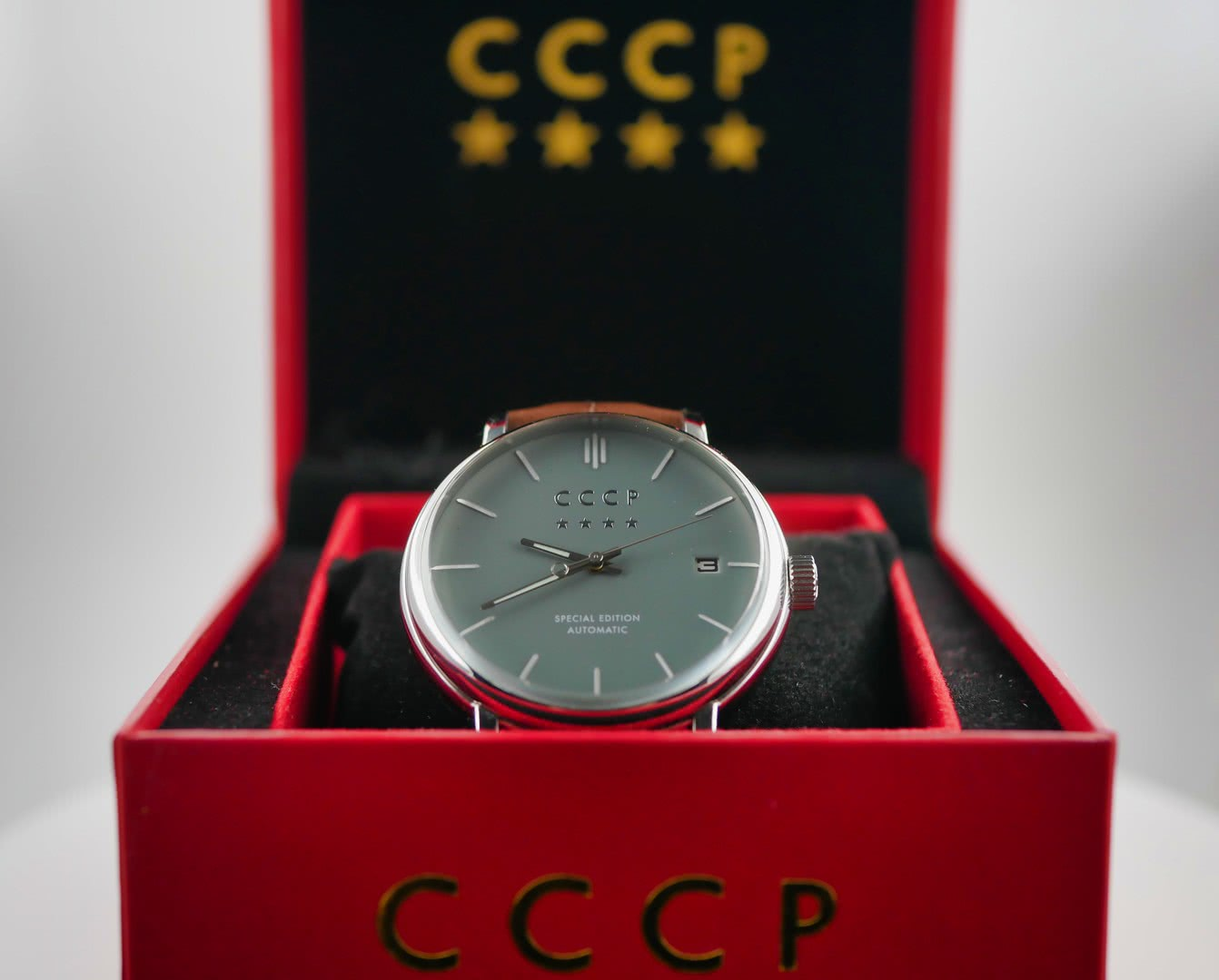 Montre CCCP Heritage CP-7019-03