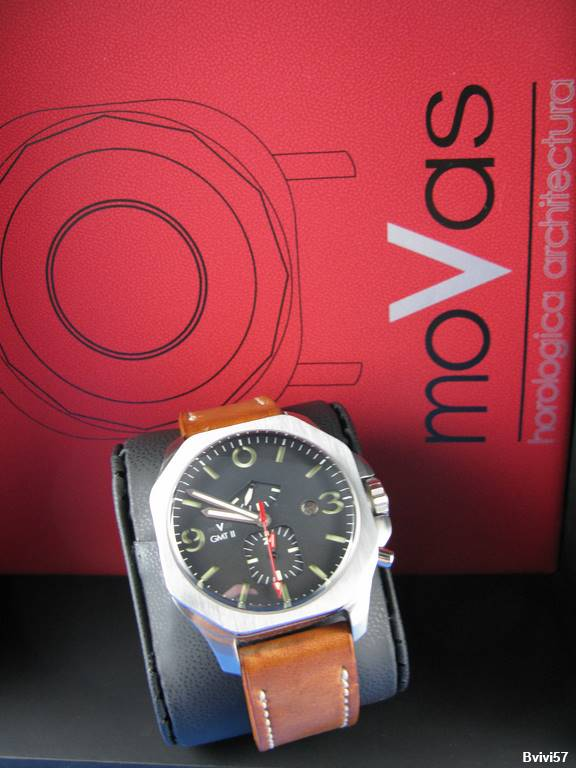 Movas Military GMT 2