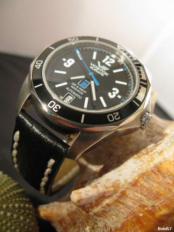 Cadran Montre Vostok Europe K3 2008