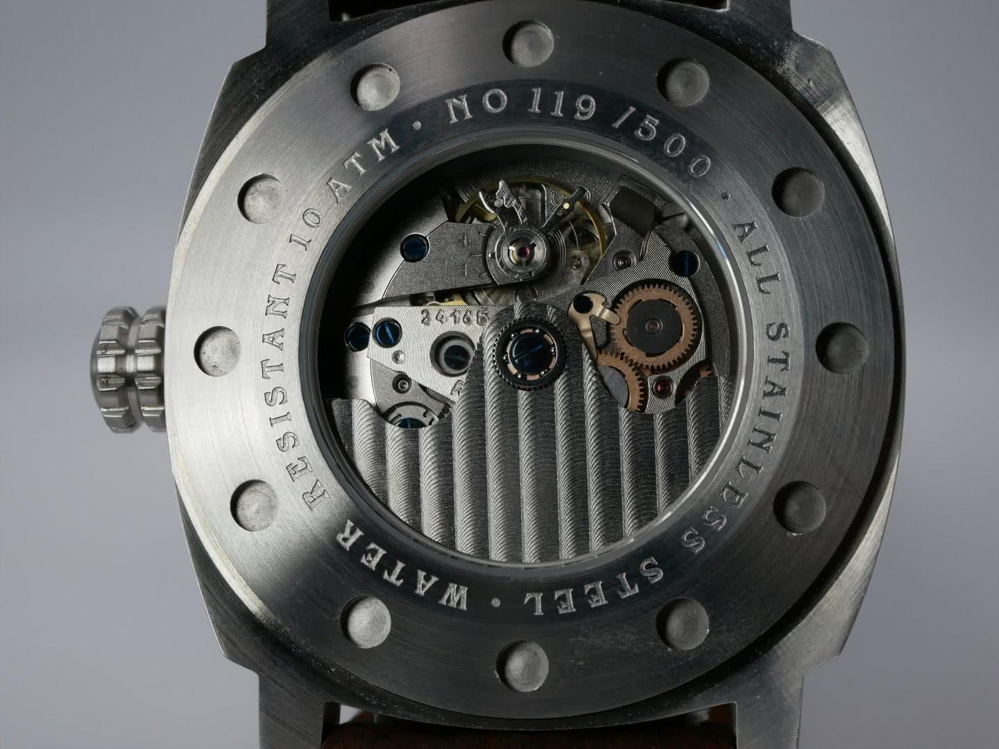 Montre Admiral Sea Devil