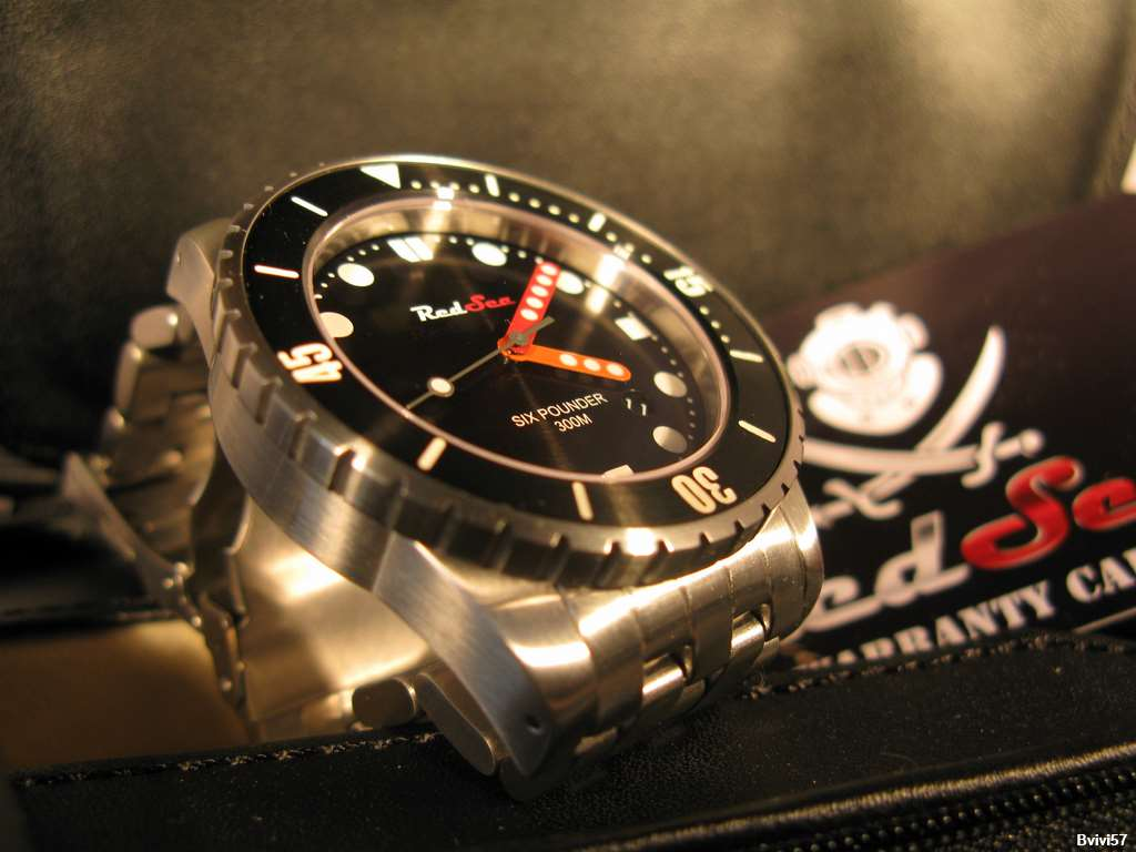 Montre RedSea Six Pounder