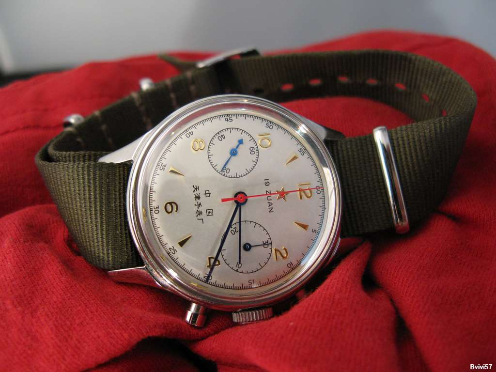 Montre Sea-Gull 1963